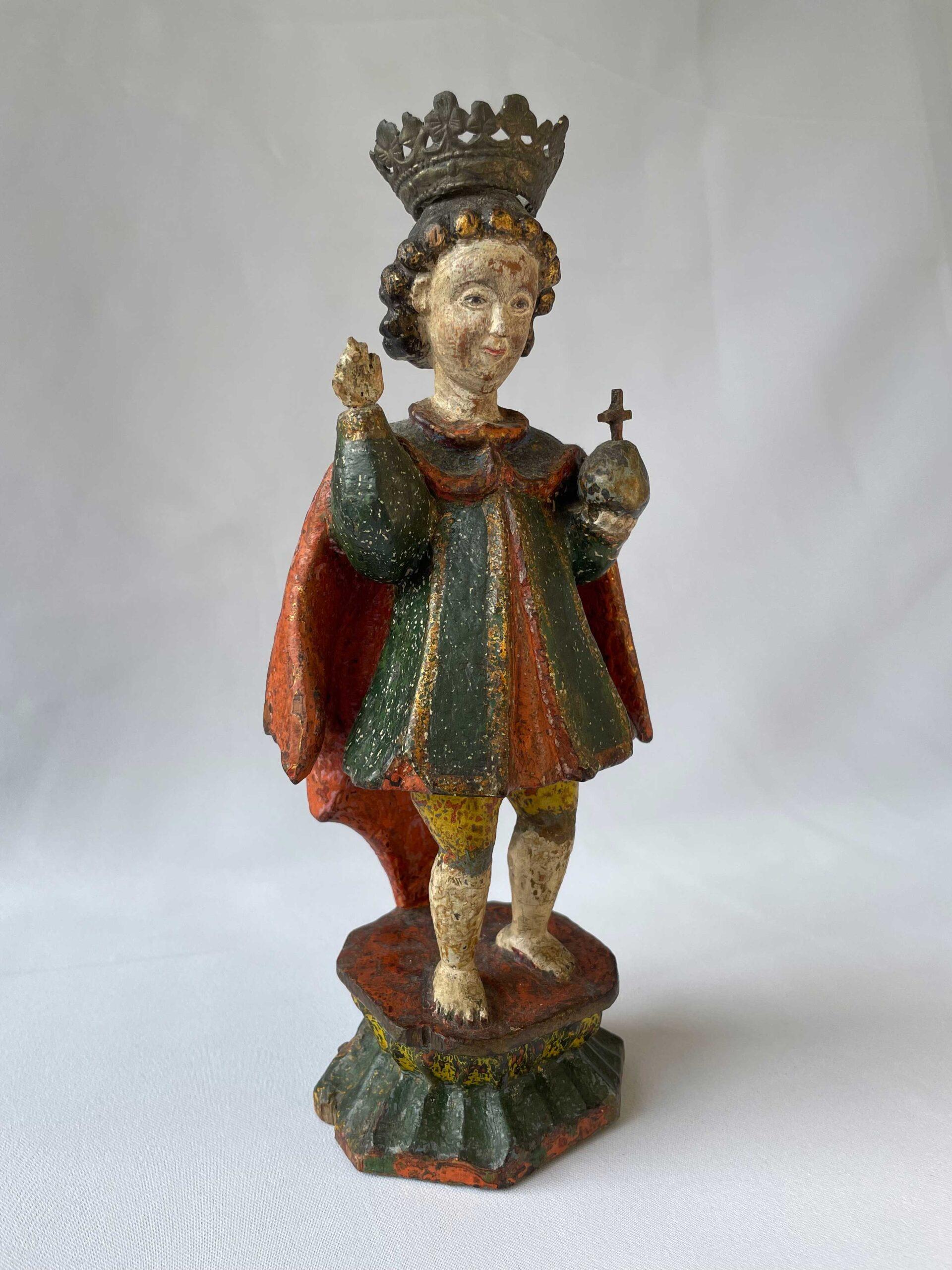 Santo Niño de Cebu (Holy Child of Cebu), Cebu (18th Century)