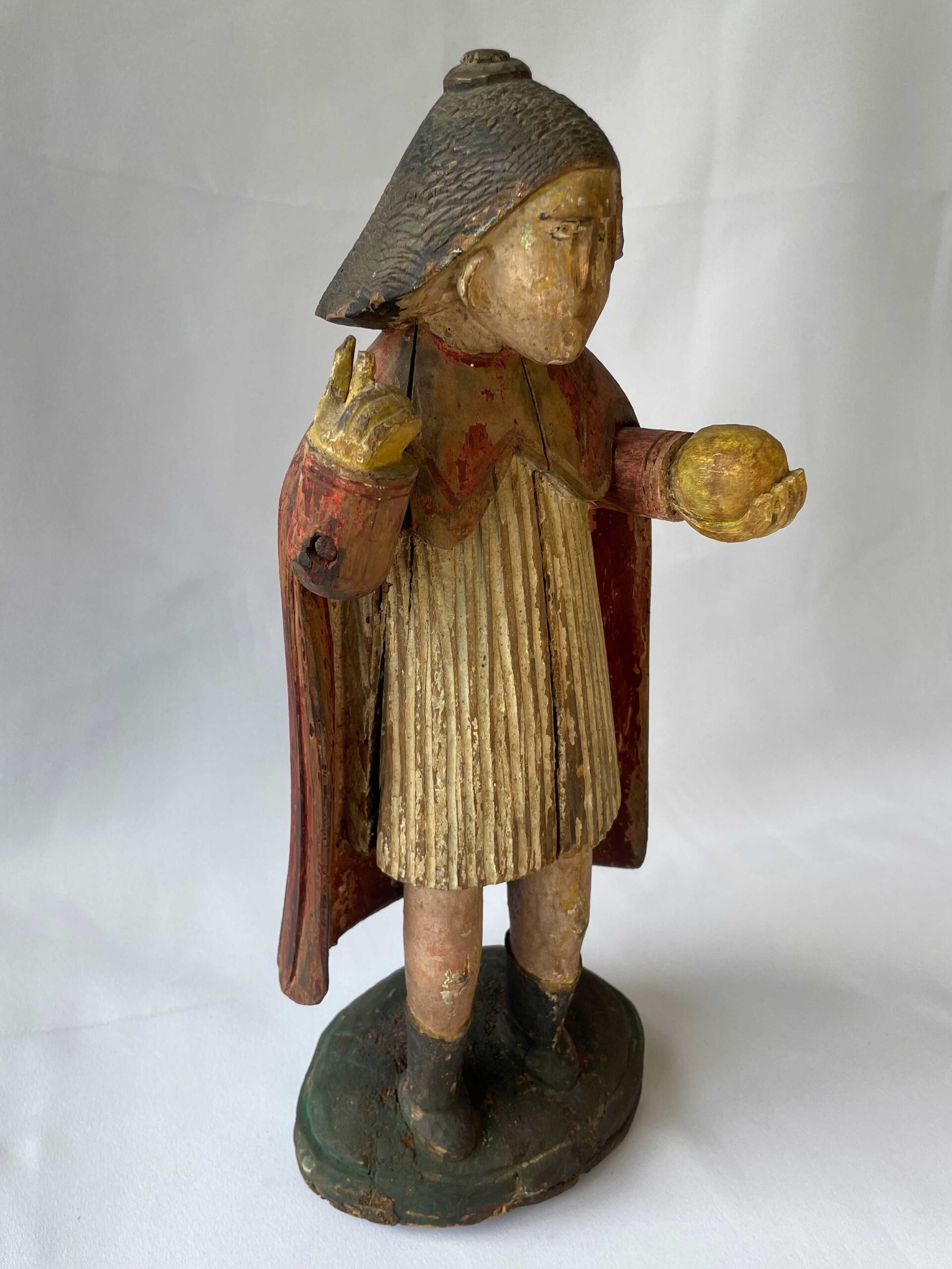 Santo Niño (Holy Child), Siquijor (19th Century to the early 20th century)
