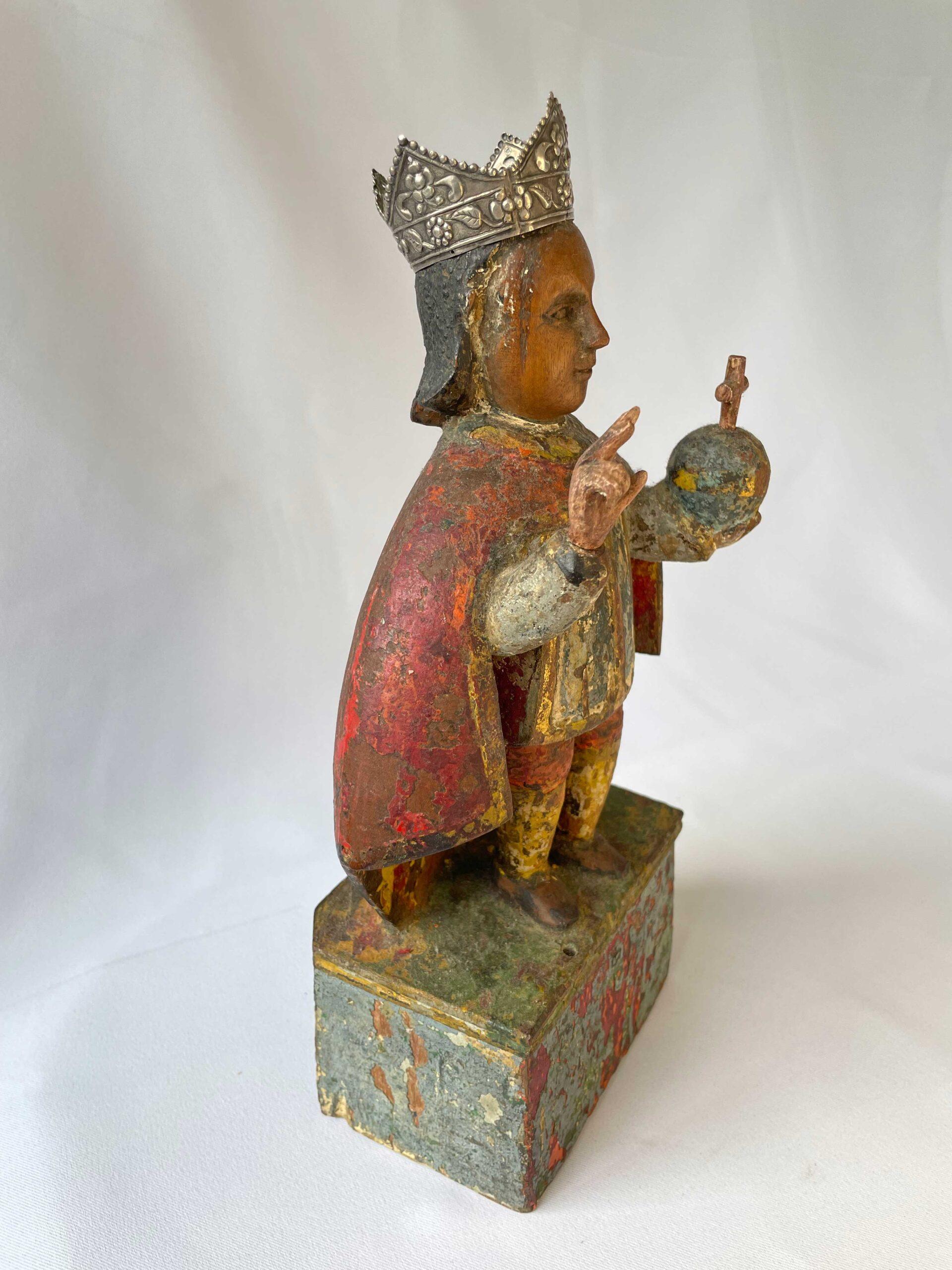 Santo Niño (Holy Child), Bohol (19th Century)